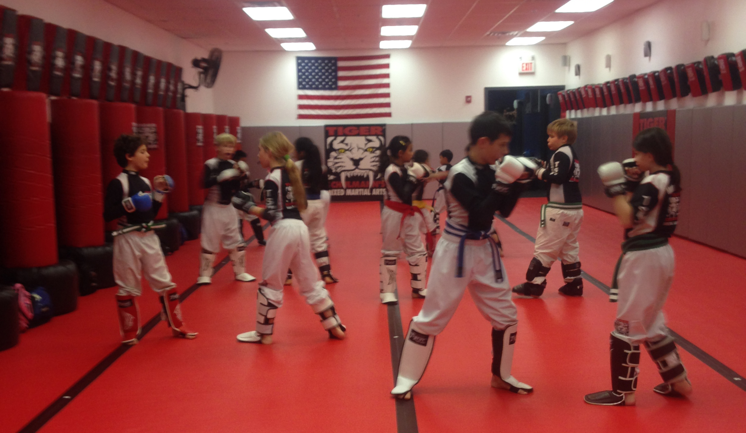 Martial arts gives the tool of confidence to stop bullying